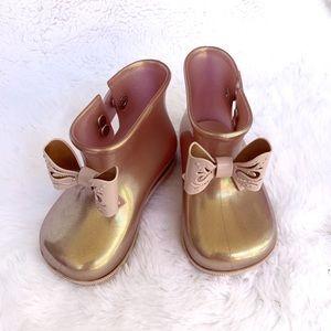 Mini Melissa Kid's sugar rain Boots